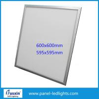 Wholesale 8.8mm Flat Led Light Panels For Drop Ceiling 595 X 595 Elegant Appearance from china suppliers