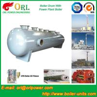 Wholesale Waste heat boiler mud drum ORL Power from china suppliers