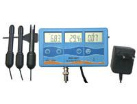 Wholesale Six In One Multi-parameter Water Quality Monitor test meter from china suppliers