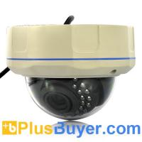Wholesale Miro - 2.0MP 1/4 Inch CMOS HD IP Camera (30 IR LEDs Night Vision, Motion Detection) from china suppliers
