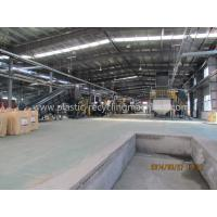 Wholesale PET Bottle Recycling Line Plastic Processing Machinery For Crushing / Washing / Drying from china suppliers