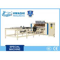 Wholesale Hwashi Automatic  Wire Mesh Spot  Welding Machine from china suppliers