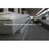 China ASTM 310S Stainless Steel Plate Brushed Mirror Steel Sheet Thickness 0.8mm to 3mm on sale