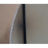 Wholesale Round Ceramic Catalyst Carrier from china suppliers