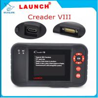 Wholesale 100% Original Launch X431 CReader VIII Code Reader Creader 8 X-431 Creader viii Update Via Official Website from china suppliers