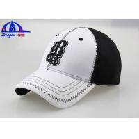 Wholesale Personalized Summer Womens Baseball Caps / Large Fitted Baseball Hats from china suppliers