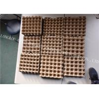 Wholesale High Speed Egg Tray Manufacturing Machine , Egg Tray Machinery 35m * 15m * 6m from china suppliers
