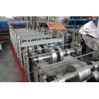 Wholesale 0.8mm - 1.5mm Thickness K Span Roll Forming Machine With 13 Steps from china suppliers