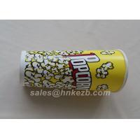 Wholesale Unfolded 380ml Disposable Ice Cream Paper Cups With Logo Printed 90 * 60 * 110mm from china suppliers