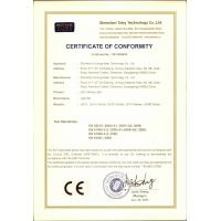 Shenzhen Guangzhibao Technology Co., Ltd Certifications