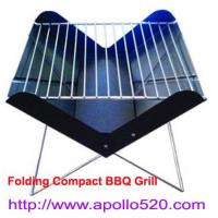 Buy cheap Folding Compact BBQ Grill from wholesalers