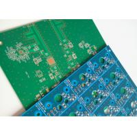 Wholesale ENTERK 8 Layer Computer HDI PCB Design Motherboard Of Green / Blue Soldermask from china suppliers