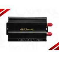 Wholesale Professional SIRF3chip, -159dBm GSM / GPRS / GPS Tracker System for Vehicle TK-103 from china suppliers