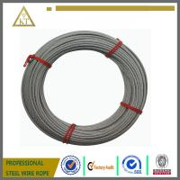 Wholesale wholesale 7x19 8.0mm galvanized steel wire rope for Towing Cable, Aircraft Cable from china suppliers