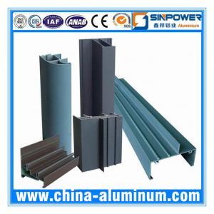 Wholesale Decorative Aluminium Window Door Aluminum Profiles from china suppliers