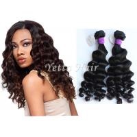 Wholesale Loose Curly Wet and Wavy Weave Peruvian Virgin Human Hair 12'' - 30'' Available from china suppliers