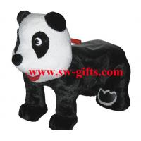 Wholesale Coin operated animal baby rides motorized plush riding animals from china suppliers