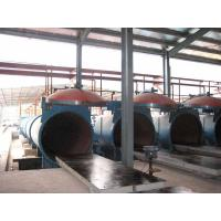 Wholesale Textile Sand Lightweight AAC Brick Autoclave Pressure Vessel / AAC Block Plant from china suppliers