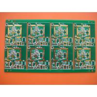 Wholesale Flash Gold High TG PCB 2 Layer Green Solder Mask FR4 ITEQ IT180 PCB from china suppliers