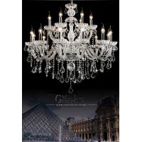 Wholesale Free Shipping Large crystal chandelier 18 Arms Luxury crystal light Fashion chandelier crystal light Modern Large from china suppliers