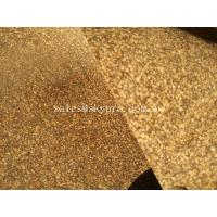 Wholesale Cork Rubber Flooring Underlay Mat Gasket Materials Rubber Sheet Used For Gym Yoga Mat from china suppliers