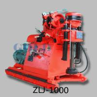 Wholesale hydraulic drill underground drilling ZLJ-1000 easy to move narrow area from china suppliers
