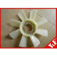 Wholesale Isuzu 4HK1 4BG1 4JG1 6HK 6BG1 Excavator Engine Spare Parts Isuzu Engine Cooling Fan for Digger from china suppliers