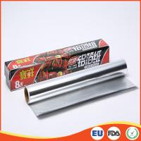 Wholesale Household Aluminium Foil Roll Paper Food Grade For Cooking / Baking SGS Standard from china suppliers