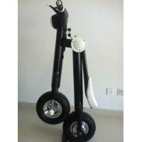 Wholesale Intelligent Portable Folding Electric Bike / Bicycle , 35KM/H max Speed from china suppliers