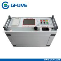 Buy cheap 0.02% high accuracy DC method current transformer testing ct analyzer from wholesalers