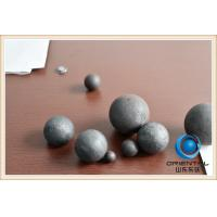 Wholesale Tough Core Forged Steel Grinding Ball of Gold and Copper Mines and mining from china suppliers