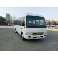 Buy cheap Luxury Utility Vehicle 30 Passenger Coach Diesel With Cummins Engine from wholesalers