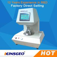 Wholesale 100cm2 60KG Automatic Digital Fabric Water Permeability Tester with 12 Months Warranty from china suppliers