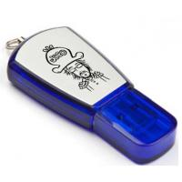 Wholesale OEM customized mini USB flash drives 1GB - 16GB with logo printing or engraved available  from china suppliers