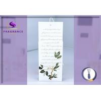 Wholesale Fragrance hanging Magnolia Scented Envelope Sachet car sachets from china suppliers