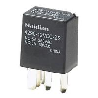 Wholesale Miniature Auto Car Relay from china suppliers