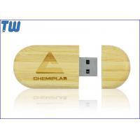 Wholesale Bamboo Wooden Tag Bulk Custom 4GB USB Memory Disk Laser Engraved Logo from china suppliers