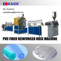 Wholesale PVC Fiber Garden Hose extrusion machine supplier KAIDE from china suppliers