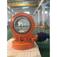 Wholesale slewing drive with 24v dc motor for CPV concentrated solar power generation from china suppliers