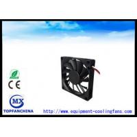 Wholesale DC Axial Motor pc cooling fans 80mm x 80mm x15mm  5V / 12V / 24V Super Silence from china suppliers