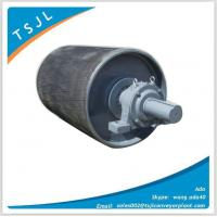 Wholesale Belt Conveyor Head Pulley With Rubber Lagging from china suppliers