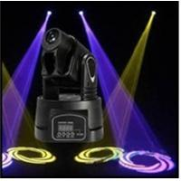 Wholesale Ballroom Mini LED Stage Spotlights DMX512 15W Moving Head Stage Light from china suppliers