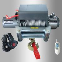 Wholesale 12000lbs Heavy Duty Electric Winch(12/24V) XC12000 from china suppliers