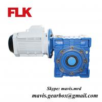 Wholesale RV worm drive gearbox/electric motor speed reducer from china suppliers