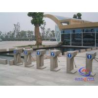 Wholesale 304 Stainless Steel Semi Automatic Vertical Tripod Turnstile With Mifare Card Reader from china suppliers