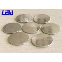 Wholesale Light Weight Lithium Coin Cell 90mAh  Duration 1020h Retailed Blister Pack from china suppliers