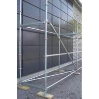 Wholesale Hot-Dip galvanized Q345 steel ring lock scaffolding from china suppliers