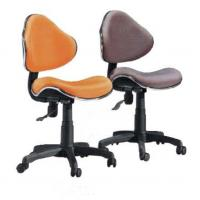 Wholesale Simple Comfortable Office Staff  Fabric Office Chair Yellow With Pp Leg DX-C633 from china suppliers
