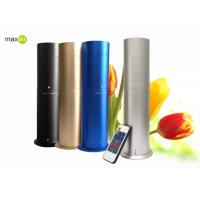 Wholesale 130ml glass bottle standalone 12V silver remote control Automatic Fragrance Diffuser from china suppliers