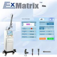Buy cheap FDA approved  10600nm Vaginal Cleaning Fractional Co2 Laser Machine For Acne Scars from wholesalers
